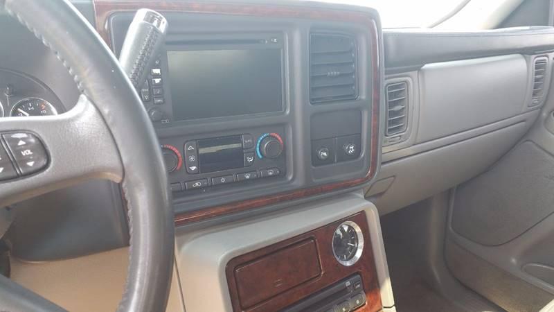 2005 Cadillac Escalade AWD 4dr SUV - Bowling Green OH