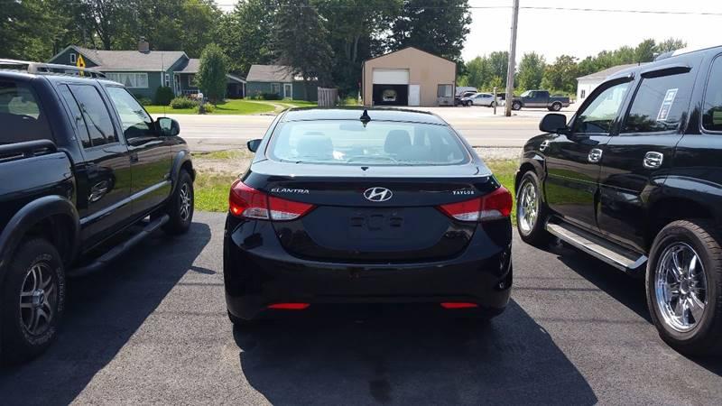 2011 Hyundai Elantra GLS 4dr Sedan - Bowling Green OH