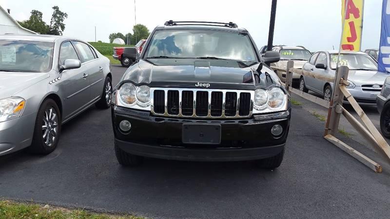 2007 Jeep Grand Cherokee Laredo 4dr SUV 4WD - Bowling Green OH