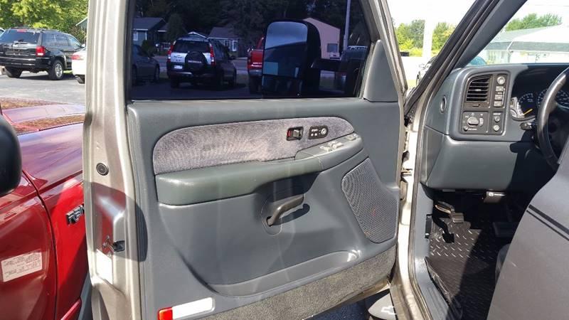 1999 Chevrolet Silverado 1500 3dr LT 4WD Extended Cab SB - Bowling Green OH