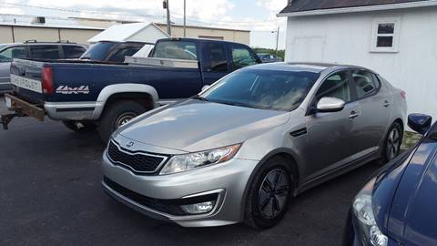 2013 Kia Optima Hybrid for sale in Bowling Green, OH