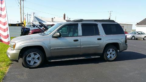 2003 Chevrolet TrailBlazer for sale in Bowling Green, OH