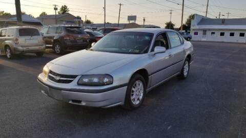 2005 Chevrolet Impala for sale in Bowling Green, OH
