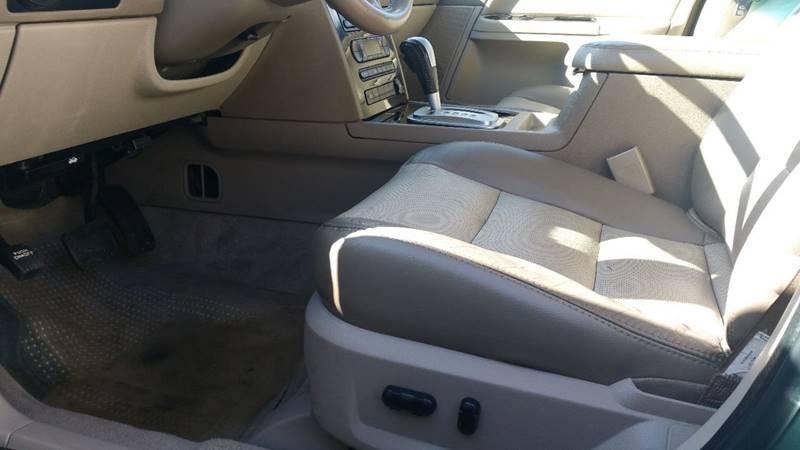 2005 Mercury Montego AWD Premier 4dr Sedan - Bowling Green OH