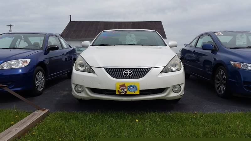 2004 Toyota Camry Solara SE V6 2dr Coupe - Bowling Green OH