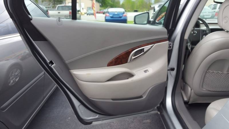 2010 Buick LaCrosse AWD CXL 4dr Sedan - Bowling Green OH
