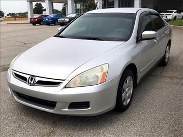 2007 Honda Accord for sale in Thomson, GA