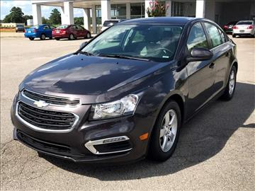 2016 Chevrolet Cruze Limited for sale in Thomson, GA