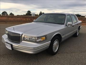 1997 Lincoln Town Car for sale in Thomson, GA