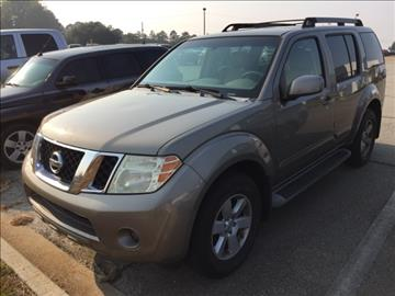 2009 Nissan Pathfinder for sale in Thomson, GA