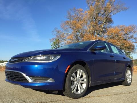 2017 Chrysler 200 for sale in Thomson, GA