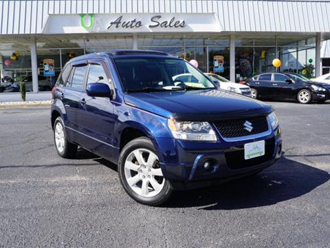 2012 Suzuki Grand Vitara for sale in Vineland, NJ