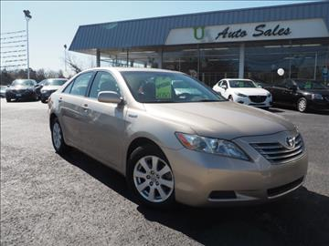 2007 Toyota Camry Hybrid for sale in Vineland, NJ