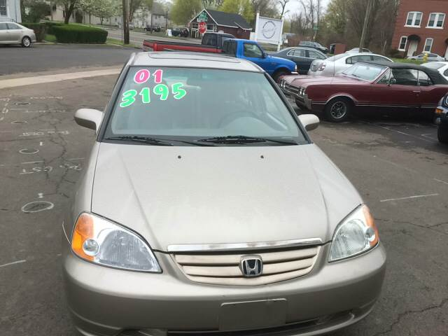 2001 Honda Civic EX 4dr Sedan - Branford CT
