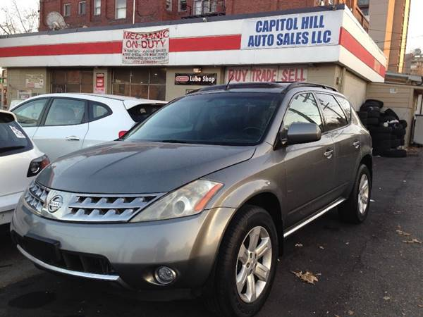 2007 Nissan Murano For Sale At Capitol Hill Auto Sales LLC In Denver CO