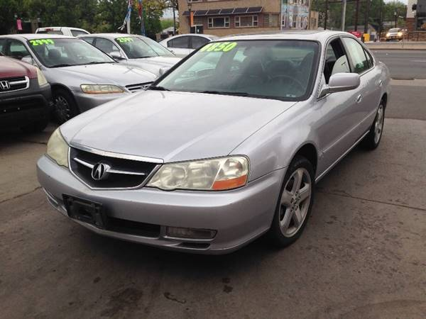 Acura TL TypeS WNavi In Denver CO Capitol Hill Auto - 2003 acura cl type s for sale