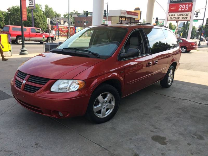2007 Dodge Grand Caravan for sale at Capitol Hill Auto Sales LLC in Denver CO