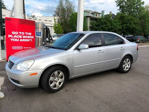 2008 Kia Optima for sale in Denver, CO