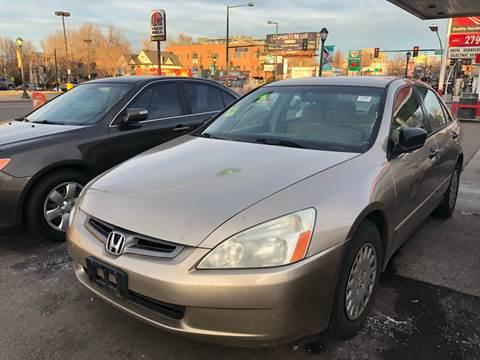 2005 Honda Accord for sale in Denver, CO