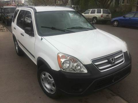2006 Honda CR-V for sale at Capitol Hill Auto Sales LLC in Denver CO