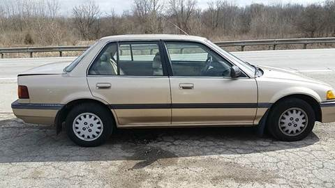 1989 Honda Civic for sale in Harrisburg, OH