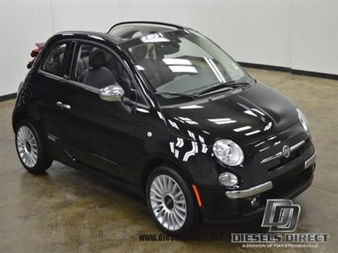 2017 FIAT 500c for sale in Strongsville, OH