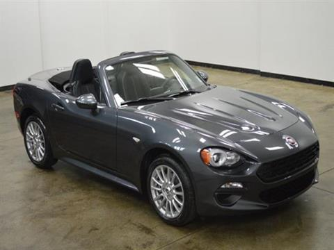 2017 FIAT 124 Spider for sale in Strongsville, OH