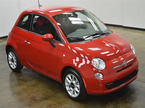 2017 FIAT 500 for sale in Strongsville, OH