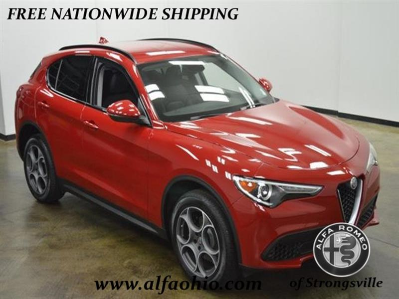 2018 alfa romeo stelvio awd sport 4dr suv in strongsville oh