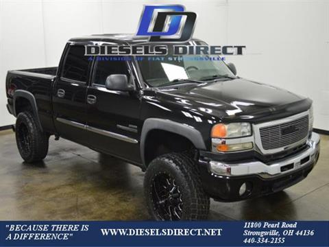 2007 GMC Sierra 2500HD Classic for sale in Strongsville, OH