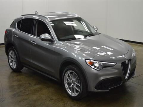 2018 Alfa Romeo Stelvio for sale in Strongsville, OH