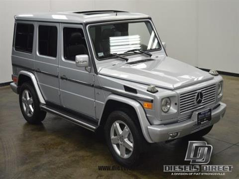 2008 Mercedes-Benz G-Class for sale in Strongsville, OH
