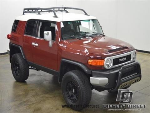 2010 Toyota FJ Cruiser for sale in Strongsville, OH