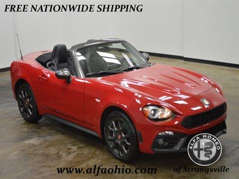 FIAT 124 Spider For Sale in Mckinney, TX - Carsforsale.com