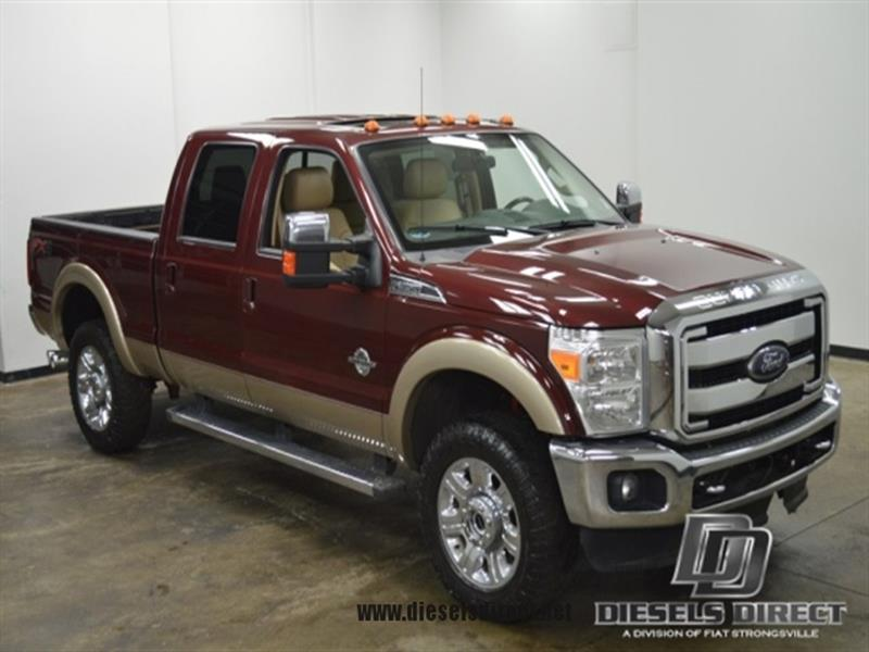 2013 ford f-350 super duty lariat diesel nd in strongsville oh