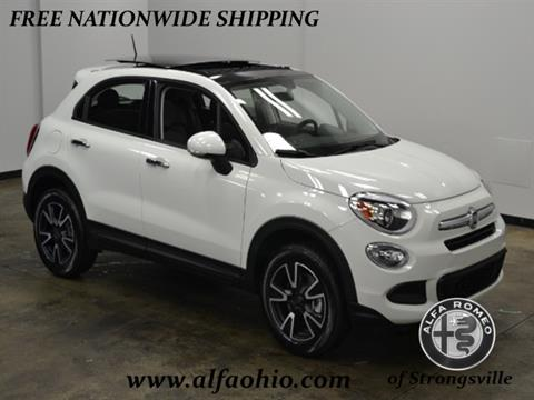 2018 FIAT 500X for sale in Strongsville, OH
