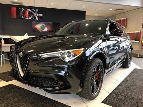 Alfa Romeo Stelvio Quadrifoglio For Sale Carsforsale Com