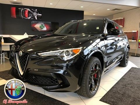 2019 Alfa Romeo Stelvio Quadrifoglio for sale in Strongsville, OH