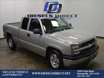 2005 Chevrolet Silverado 1500 for sale in Strongsville, OH