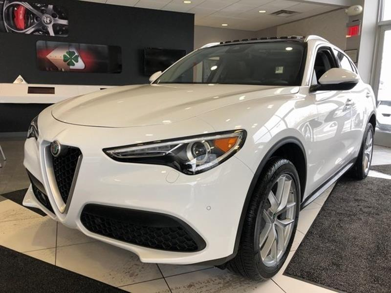 2019 alfa romeo stelvio awd ti 4dr crossover in strongsville oh