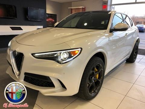 2019 Alfa Romeo Stelvio Quadrifoglio for sale in Strongsville, OH