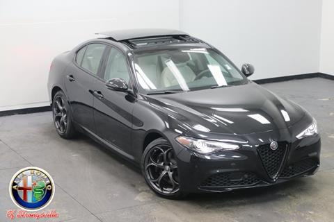 2019 Alfa Romeo Giulia for sale in Strongsville, OH