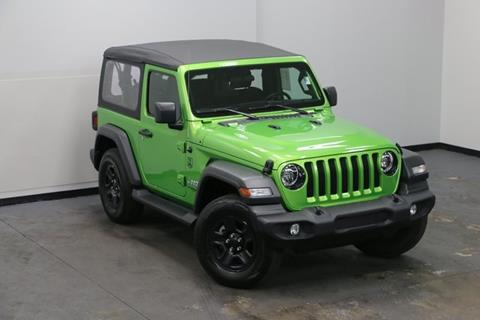 2019 Jeep Wrangler for sale in Strongsville, OH