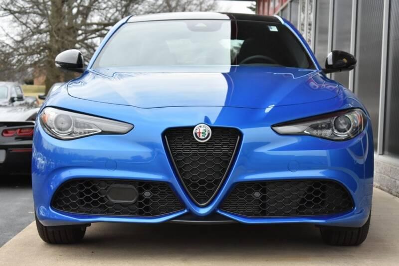 2020 Alfa Romeo Giulia Ti Sport (image 8)