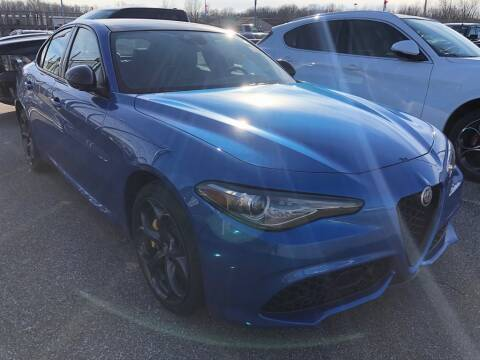 2020 Alfa Romeo Giulia Ti Sport for sale at Alfa Romeo & Fiat of Strongsville in Strongsville OH
