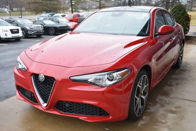 2020 Alfa Romeo Giulia Ti (image 7)