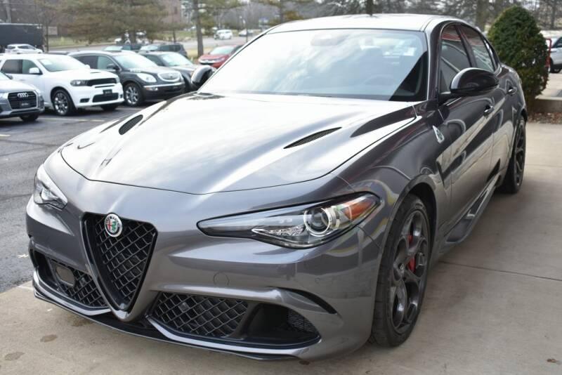 2020 Alfa Romeo Giulia Quadrifoglio (image 7)
