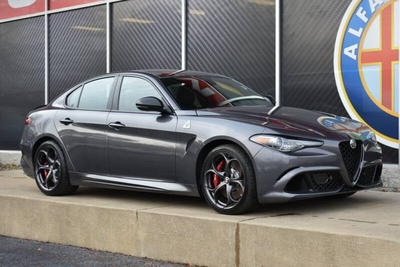 2020 Alfa Romeo Giulia Quadrifoglio (image 1)