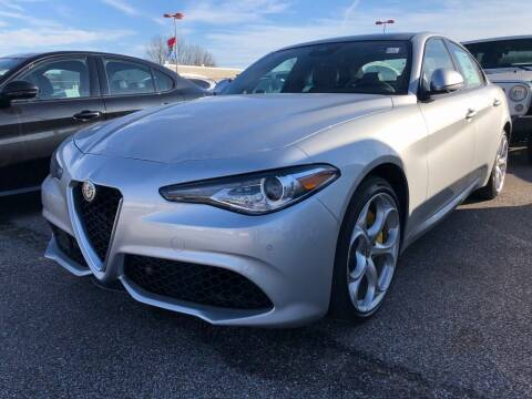 2020 Alfa Romeo Giulia Ti for sale at Alfa Romeo & Fiat of Strongsville in Strongsville OH