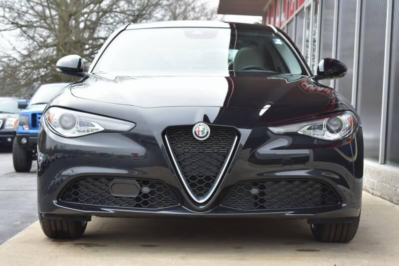 2020 Alfa Romeo Giulia Ti (image 8)